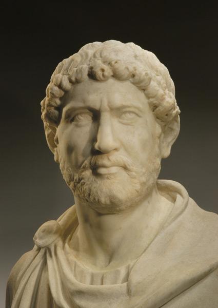 бюст императора Адриана