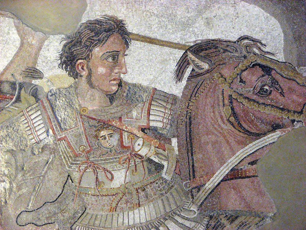 Александр Македонский (Великий) (356-323 до н.э.)