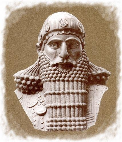 Хаммурапи - шестой царь аморейской (вавилонской) династии