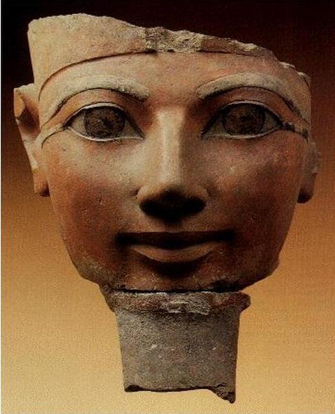 Мааткара Хатшепсут Хенметамон - Царица Хатшепсут - «Лучшая по благородству» или «Первая из почтенных» - женщина-фараон Нового царства Древнего Египта из XVIII династии.