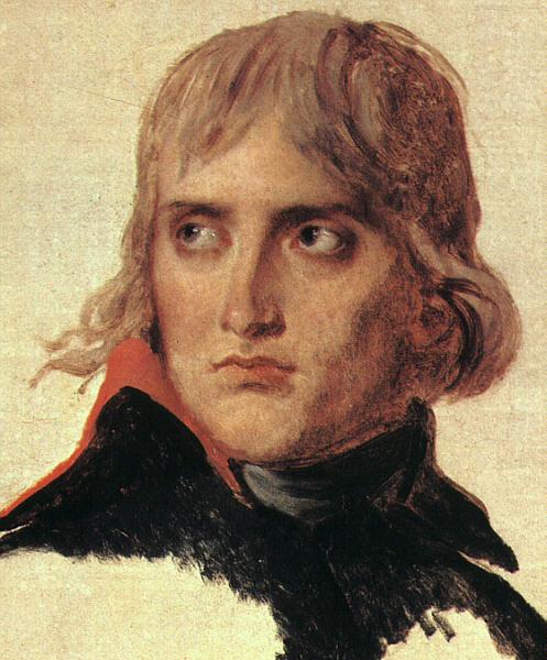 Наполеон Бонапарт (Napoleon Bonaparte), 16 лет