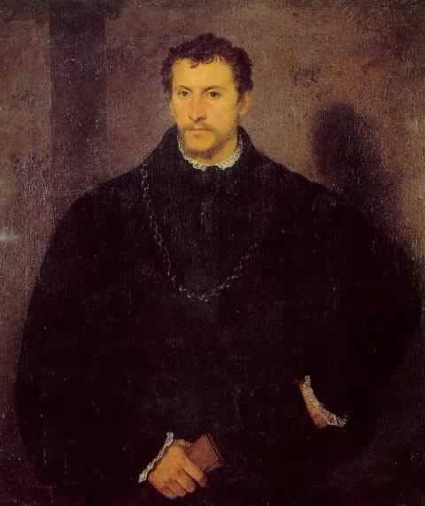 Тициан. Портрет Ипполито Риминальди