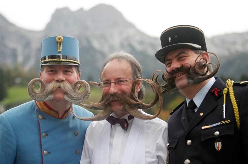фестиваль бород и усов