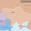 1913 - государства на месте современной Украины