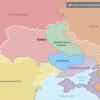 1667 - государства на месте современной Украины