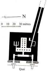 301 015 Khephren temple accueil