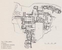 План дворца в Фесте, Крит.jpg