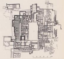 План дворца в Кноссе, Крит.jpg