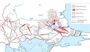 BulgariaInFirstBalkanWar.Map.JPG