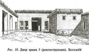 хатттусаса двор храма.jpg