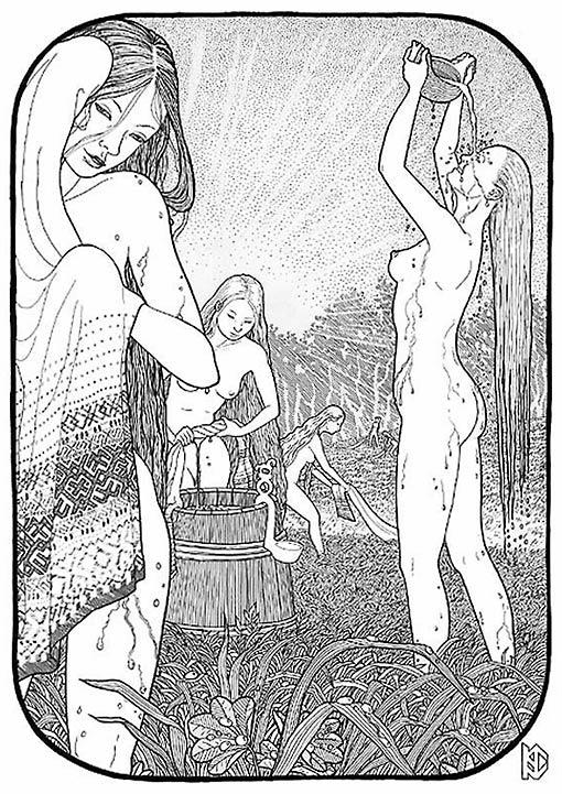 Секс древних народов