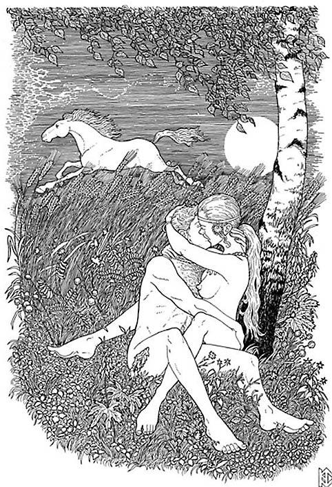 Секс и эротика в древней славянской культуре