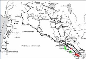 месопотамия центры образования карта.png
